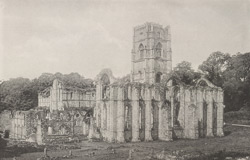 Fountains Abbey, From The SE